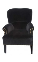 Midnight Black Chair
